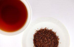 ルイボスティーと茶葉