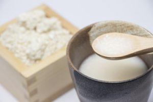 甘酒と米麹